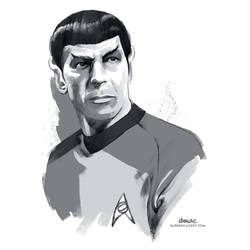 Spock by D-MAC