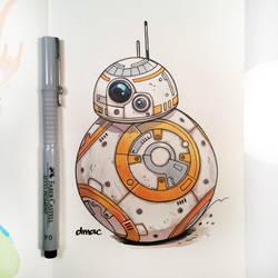 BB-8 by D-MAC