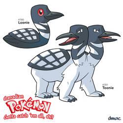Canadian Pokemon 4 by D-MAC