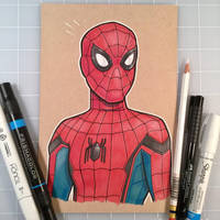 Spider-Man Homecoming by D-MAC