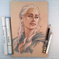 Daenerys by D-MAC