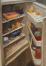 fridge by kochetkov