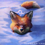 Chilly Fox by BethanyAnnie