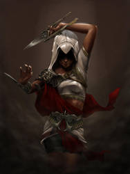 Assassin's Creed: India by merkymerx
