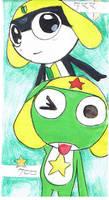 Keroro and Tamama by iceFlash-ex