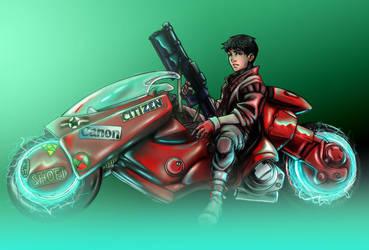 kenad's Ride by Diablo by usernameunknown