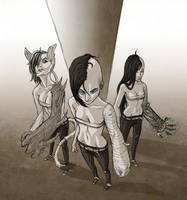 Charley Girls by Antihelios