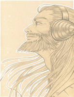 The Tin Woodsman by Antihelios