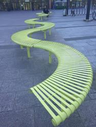 A sitting seat by Makeamukero