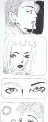 i never draw fan art by cirqueclown