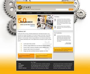 E-Stars Website by phreezer