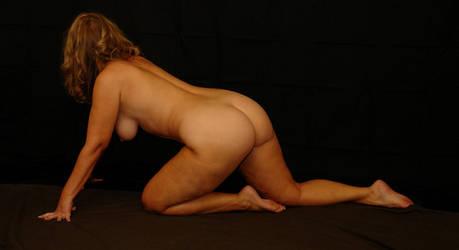 Crawling Pose by torino-stock