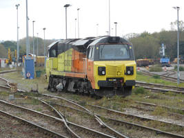 70804 at Westbury by Torre7