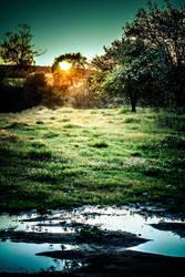 Sundown by Spikereven