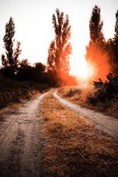 Sundown III by Spikereven