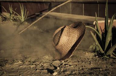 Dust Hut by Spikereven