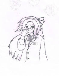 Rikako Asakura by dandynood