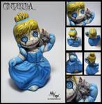 Cinderella ( The Broken Spell) by MIKEANGEL1