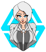 Silver Sable by Palito58