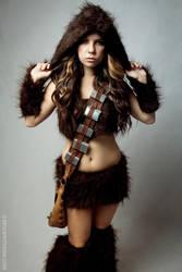 Chewbacca by stuckwithpins