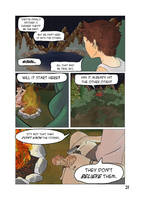 False Deity Chapter One Page 31 by FalseDeityComic