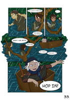 False Deity Chapter Two Page 33 by FalseDeityComic