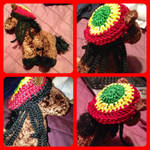 Rasta horse be jammin' by magpie89