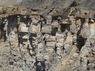 Layer of limestone. by Nekromaster