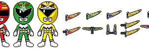Mechanical Blades Kiba by YuusukeOnodera