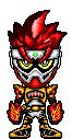 Kamen Rider Para-DX Lv.50 Fighter Gamer by YuusukeOnodera