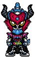 Kamen Rider Brave Lv.50 Fantasy Gamer by YuusukeOnodera