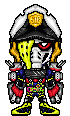 Kamen Rider Snipe Lv.50 Simulation Gamer by YuusukeOnodera