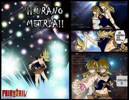Urano Metria - Lucy by FanychanCosplay