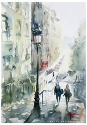 Les rues de paris XIV. by mekhz
