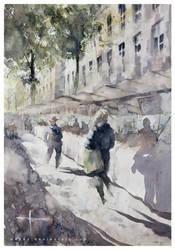 Les rues de paris XVII. by mekhz