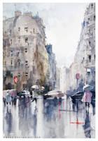 Les rues de paris XXVI. by mekhz