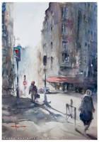 Les rues de paris XXXVI by mekhz
