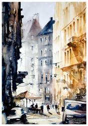 [Speedpainting Video] Vienna Var. 17-012 by mekhz