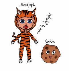 NobodyEpic + Cookie2 by JayKayArt1