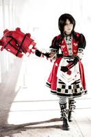 Madness Returns: ALICE01 by christie-cosplay