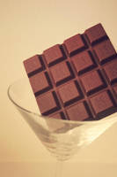 Chocolate Glass by koshadesing