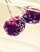 Cherry Bubble by koshadesing
