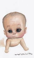 baby by waldomatus