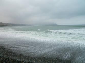 Lima Beach by xKenren