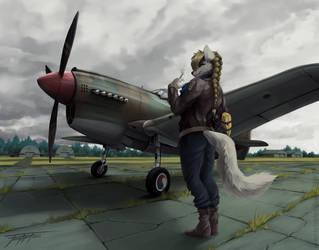 Skies by WolFirry