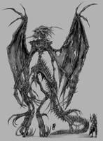 Dragon by X-RaD