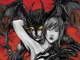 Devilman by X-RaD