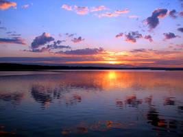 Rybnik sunset by QmP3L