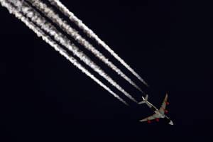 Air Asia 9M-XAC by QmP3L