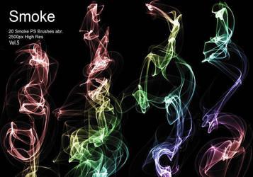 20 Smoke PS Brushes abr. Vol.5 20 by fhfgdjjkhjkj